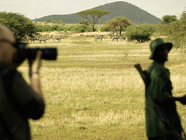 camp safaris - Angata Camps