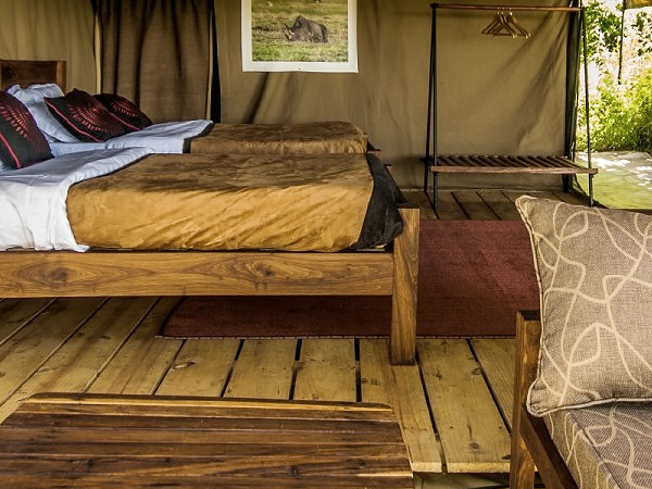 Book a tent at bologonja
